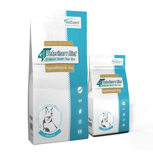 4T Hypoallergenic insect for dogs