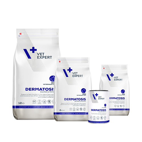 Dermatosis for dogs